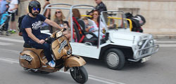 I Scooter Rally Club Vespa Totale