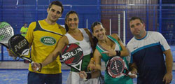 Primer torneo Padel Indoor Totana