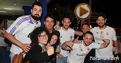 Totana celebró la 13ª Champion League del Madrid