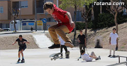Tablacho Skateboarding Contest